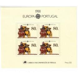 Portugal N° Bloc 058 N**