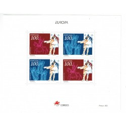 Açores N° Bloc 0010 N**