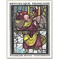 France N° 1377 Neuf **