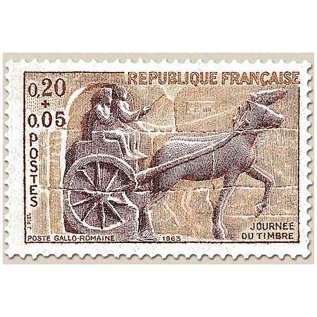 France N° 1378 Neuf **