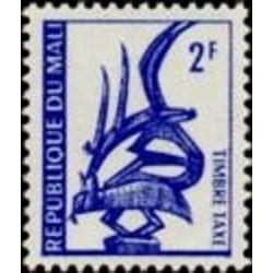 Mali N° TA02 Neuf *