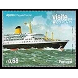 Açores N° 0568 N**
