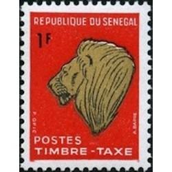 Sénégal N° TA 37 N**