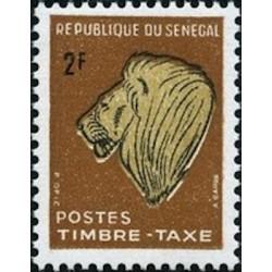 Sénégal N° TA 38 N**