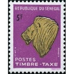 Sénégal N° TA 39 N**