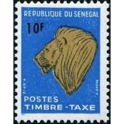 Sénégal N° TA 40 N**