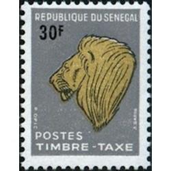 Sénégal N° TA 42 N**