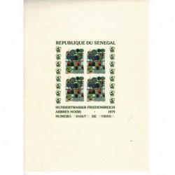 Sénégal N° BF 18 N**