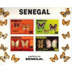 Sénégal N° BF 25 N*