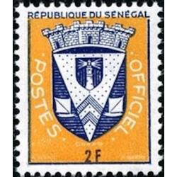 Sénégal N° SE 02 N*