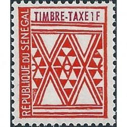 Sénégal N° TA 32 N*