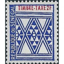 Sénégal N° TA 33 N*