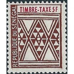 Sénégal N° TA 34 N*