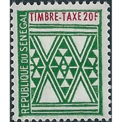Sénégal N° TA 35 N*