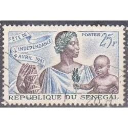 Sénégal N° 0204 N*
