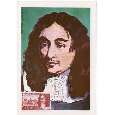 Carte P J du N° 1623
