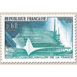 France N° 1519 Neuf **