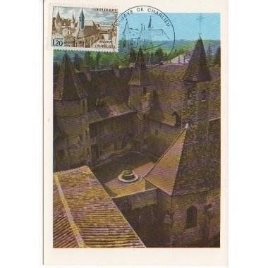 Carte P J du N° 1712