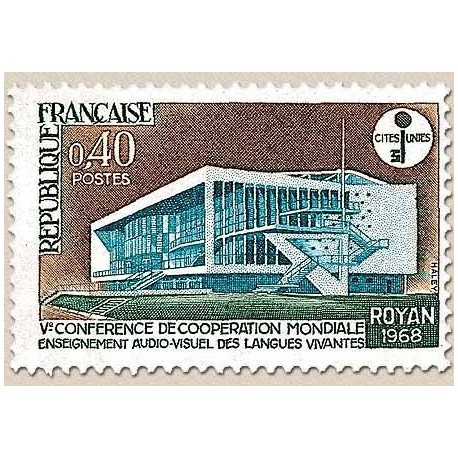 France N° 1554 Neuf **