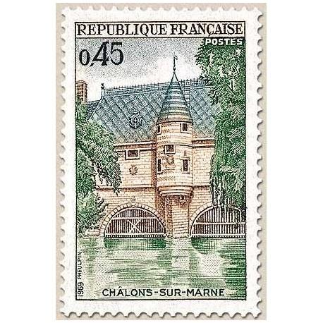 FR N° 1602 Neuf Luxe