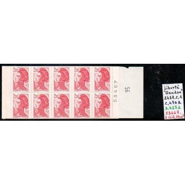 Carnet moderne 2427 C1b