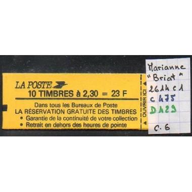 Carnet moderne 2614 C1