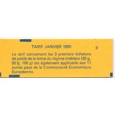 Carnet moderne 2614C3