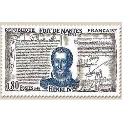 France N° 1618 Neuf **
