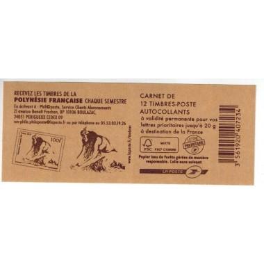 Carnet Moderne N° 0590C12