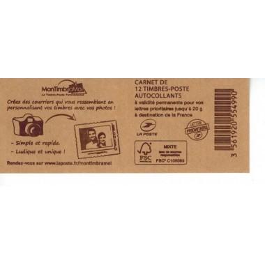 Carnet Moderne N° 0851C12