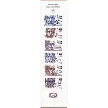 Carnet commemoratif 2360A