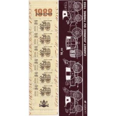 Carnet commemoratif 2526A