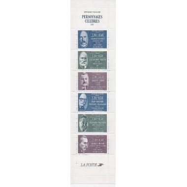 Carnet Commemoratif 2460
