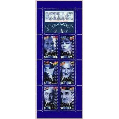 Carnet commemoratif 3193