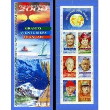 Carnet commemoratif 3348