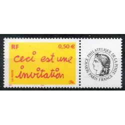 Timbre personnalise N° 3636A2
