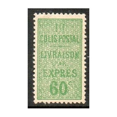 Colis Postaux Neuf **  N° 032