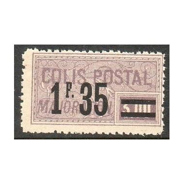 Colis Postaux Neuf **  N° 039