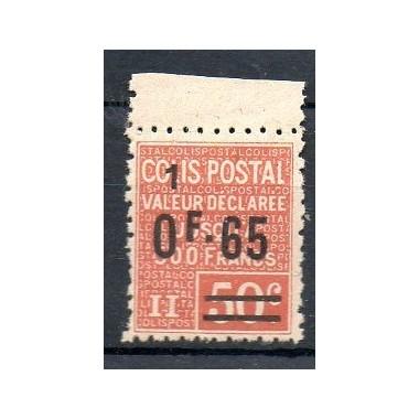 Colis Postaux Neuf **  N° 061