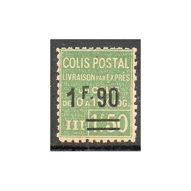 Colis Postaux Neuf **  N° 070