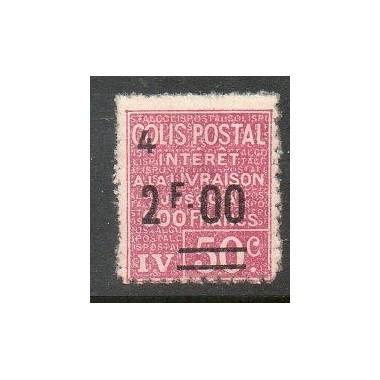 Colis Postaux Neuf **  N° 075