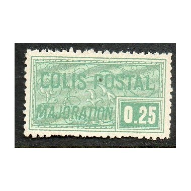 Colis Postaux Neuf **  N° 078