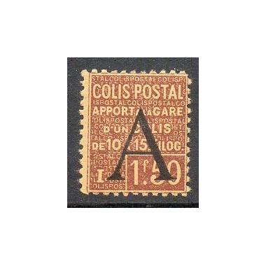 Colis Postaux Neuf **  N° 082