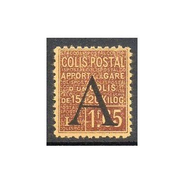 Colis Postaux Neuf **  N° 083