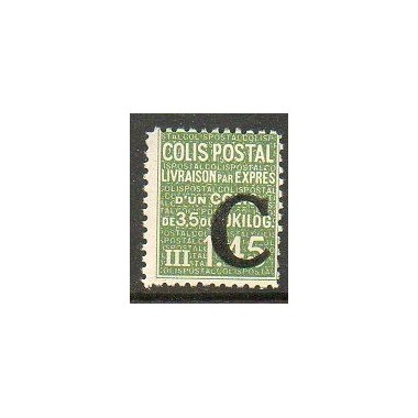 Colis Postaux Neuf **  N° 113