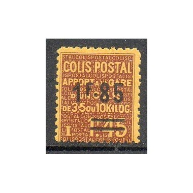 Colis Postaux Neuf **  N° 119