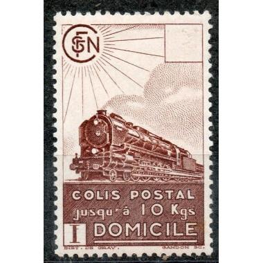Colis Postaux Neuf **  N° 174