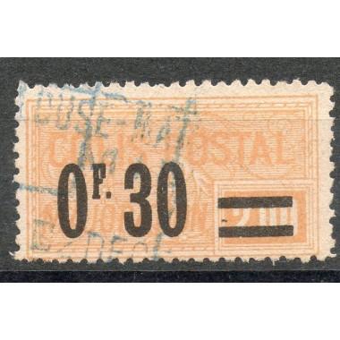 Colis Postaux oblit ere N° 035