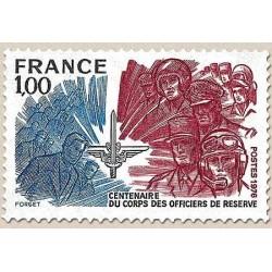 FR N° 1890 Neuf Luxe