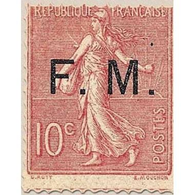 FM  N° 04 Oblit
